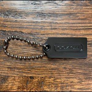 Coach Metal Keychain